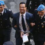 Fabrizio Corona a processo: 'Con Belen Rodriguez eravamo come Bonnie e Clyde'