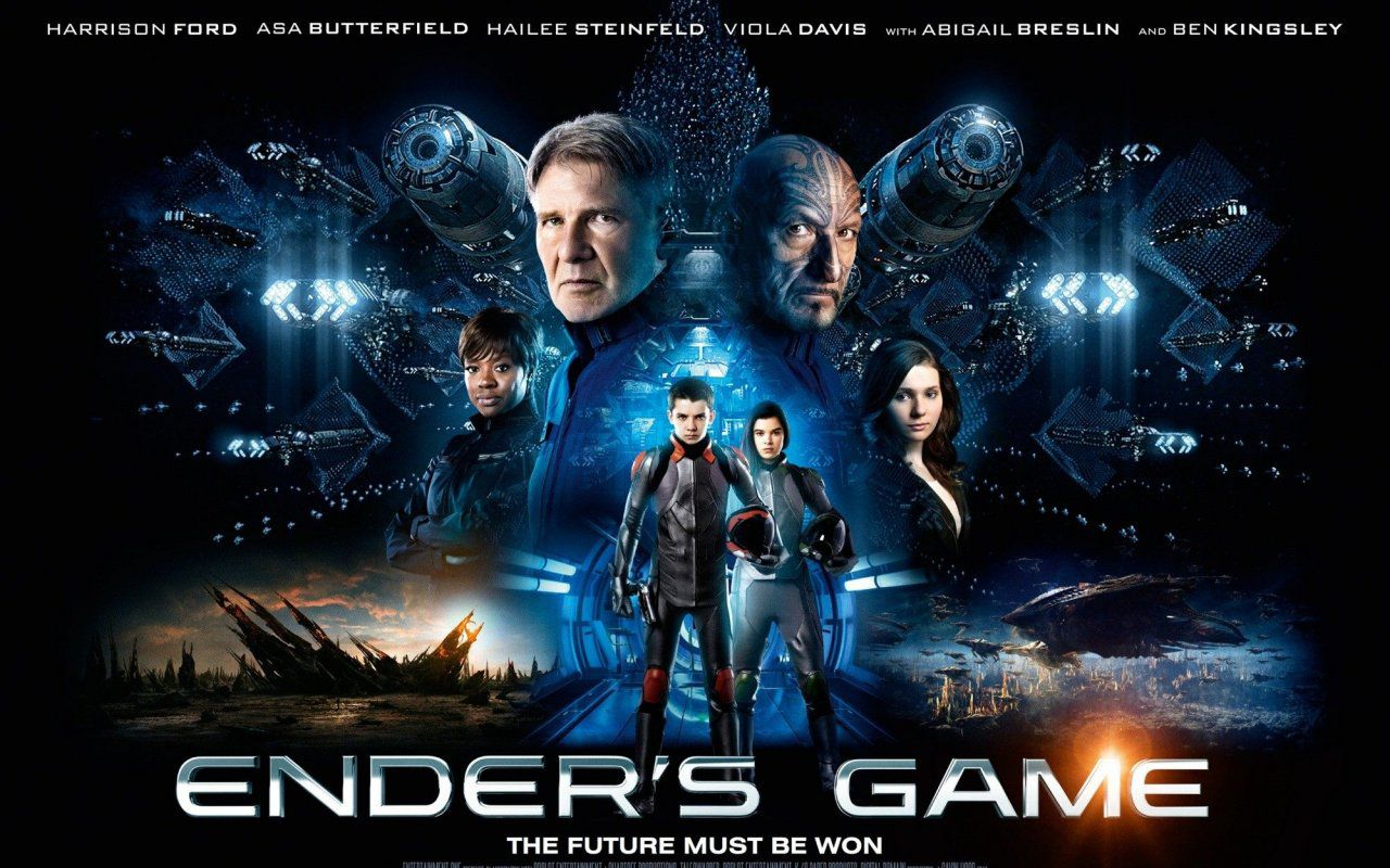 Ender's Game, il film tratto dal libro di Orson Scott Card su Rai4