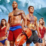Baywatch, il poster ufficiale del film con Dwayne Johnson e Zac Efron