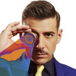 Francesco Gabbani: 'All'Eurovision Song Contest con la scimmia come a Sanremo'