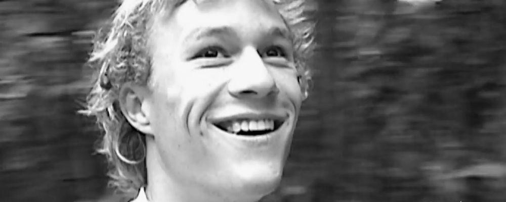 I am Heath Ledger, il documentario con i filmati inediti girati dal compianto attore