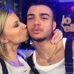 Fabio Basile e Anastasia Kuzmina: amore allo scoperto