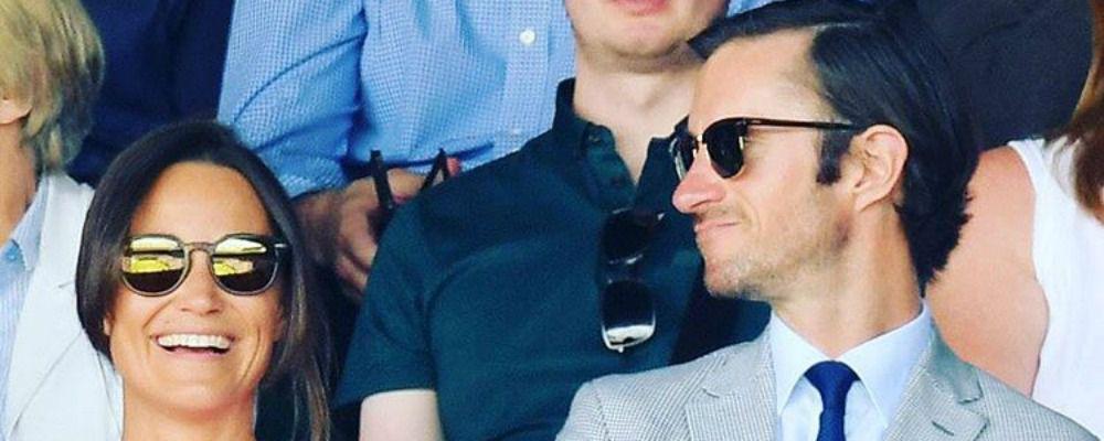 Nozze di Pippa Middleton, chi è il marito James Matthews