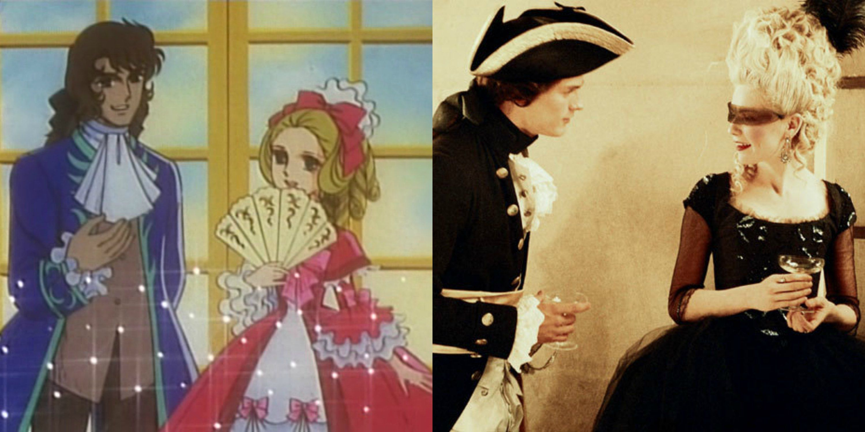 Lady Oscar - Marie Antoinette