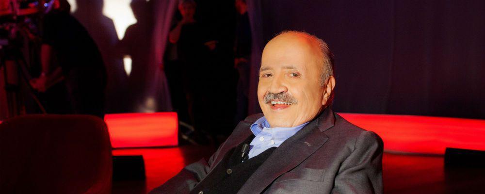 Maurizio Costanzo Show, tra gli ospiti Gerry Scotti, Platinette, Gemma Galgani
