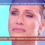 Domenica Live, Annalisa Minetti: 'Ho rischiato di perdere mio figlio perché non vedente'