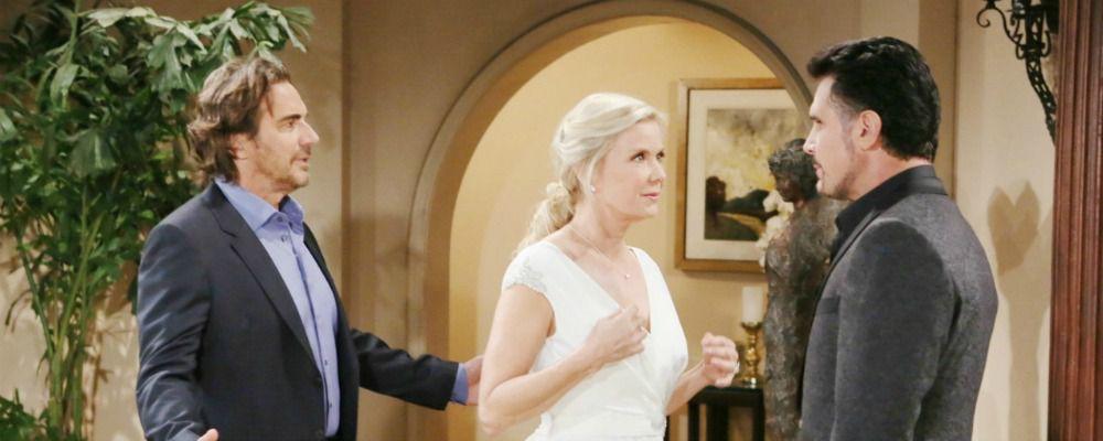 Beautiful, Bill annulla le nozze con Brooke: anticipazioni dal 15 al 20 maggio
