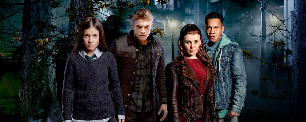 Wolfblood, il licantropop