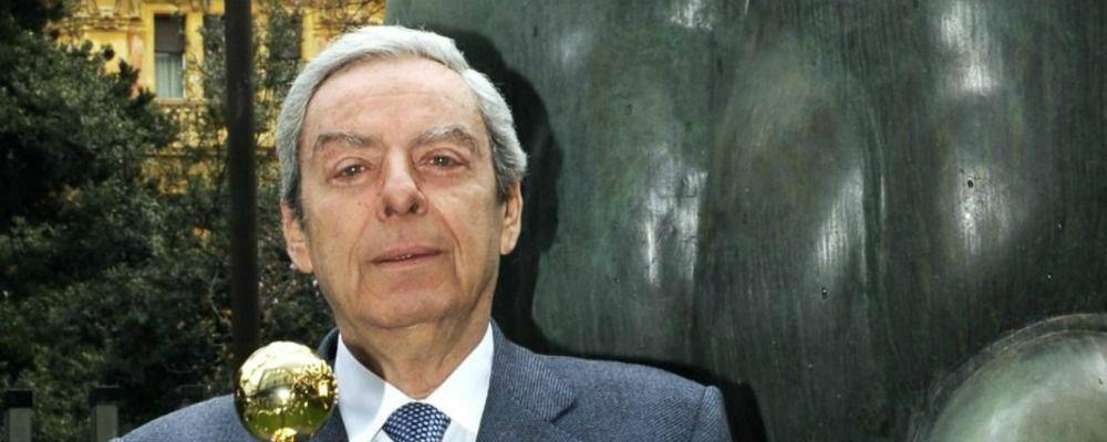 Addio a Daniele Piombi, è morto l'inventore degli Oscar della tv