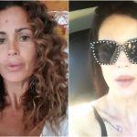Samantha De Grenet e Antonella Mosetti, è guerra social? Gli indizi