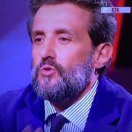 Flavio Insinna a #cartabianca: 'Non scendo in politica, servo da battitore libero'
