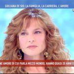 Domenica Live, Giuliana De Sio: 'Ballando con le stelle? Un incubo, ma ne ho nostalgia'