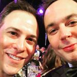 Jim Parsons, Sheldon di The Big Bang Theory ha sposato il suo Todd Spiewak