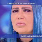 """Loredana Berté: """"Io violentata, mia sorella Mia Martini vittima di bullismo"""""""