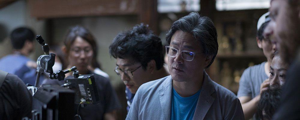 """Movie Mag, Park Chan-Wook: """"Il cinema italiano che amo? Visconti e Antonioni"""""""