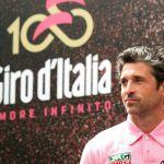 Patrick Dempsey, il Dottor Stranamore ospite del Giro d'Italia 2017