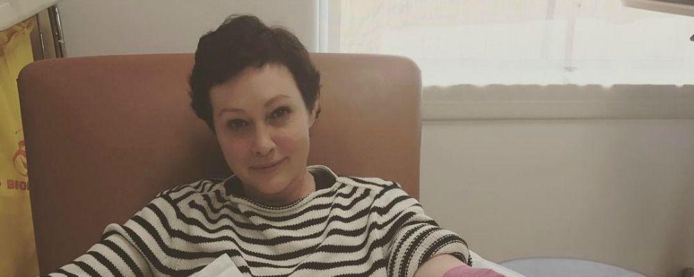 Shannen Doherty l'annuncio: 'Il cancro è in remissione. Per ora respirerò'