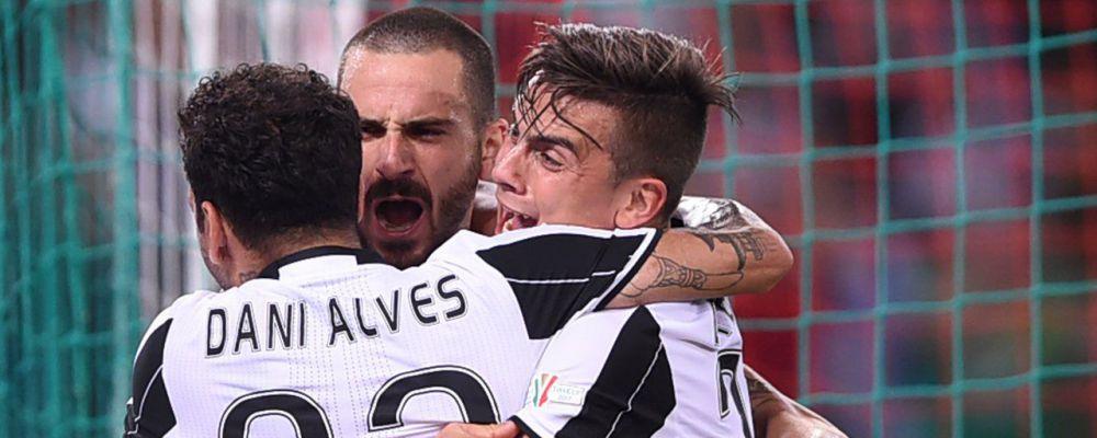 Ascolti tv, per Juventus-Lazio oltre 10 milioni di telespettatori