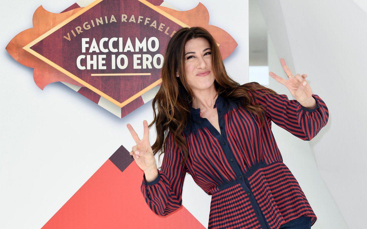 Facciamo che io ero, tra gli ospiti del 24 maggio Giorgia e Sabrina Ferilli