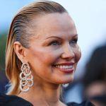 Pamela Anderson, l'ex bagnina di Baywatch a Cannes