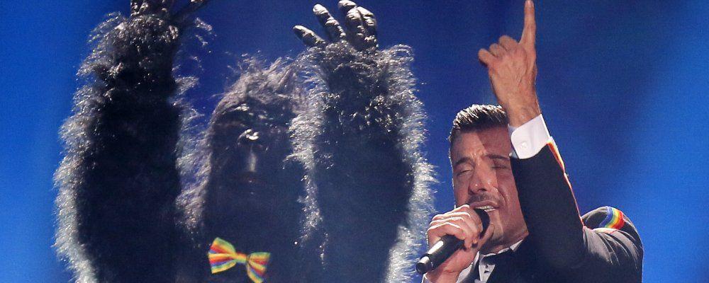 Ascolti, è testa a testa tra Eurovision Song Contest e Amici