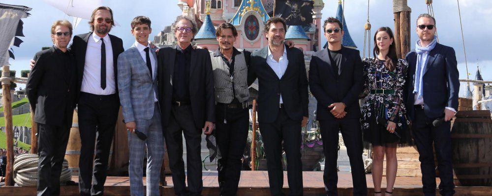 Pirati dei Caraibi, rubato dagli hacker il nuovo film con Johnny Depp
