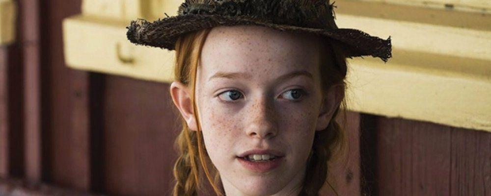 Anna dai capelli rossi su netflix l età dell innocenza