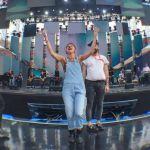 Wind Music Awards 2017, Alessandra Amoroso porta sul palco Alessio La Padula