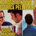 Federica Pellegrini ha lasciato Filippo Magnini? La nuova fiamma è il cugino Matteo