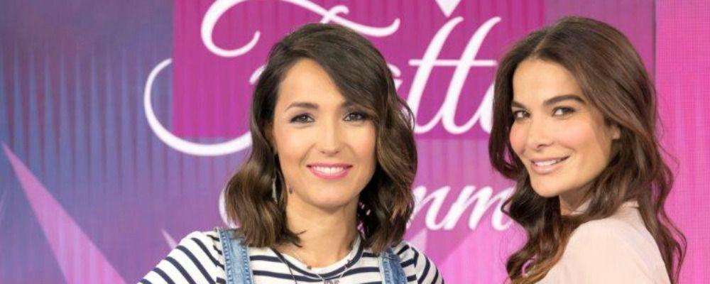 Ilaria Spada, il bacio con Luca Argentero: 'Era ora, non posso solo assistere ai baci di Kim Rossi Stuart'