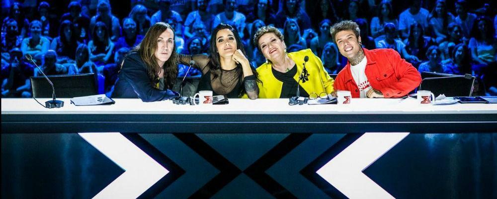 X Factor 2017, la nuova giuria al debutto