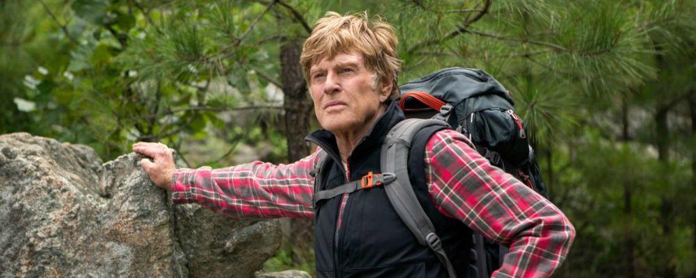 A spasso nel bosco: trama, cast e recensione del film con Robert Redford
