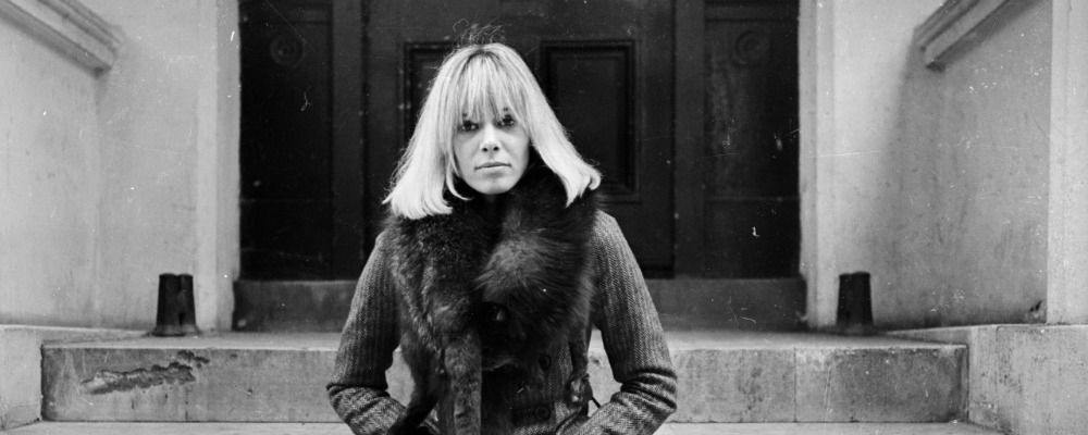 Addio ad Anita Pallenberg, musa dei Rolling Stones