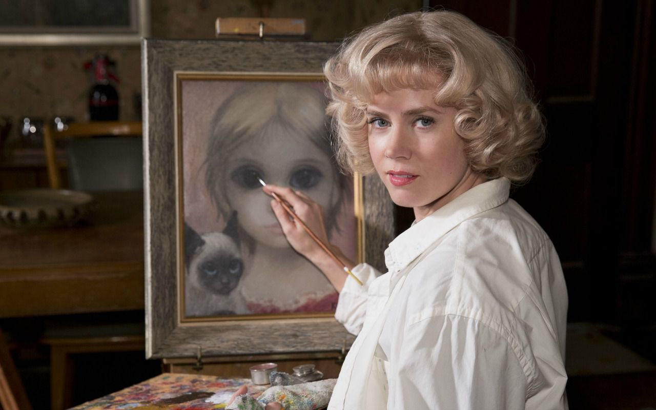 Big Eyes: trama, cast e curiosità del film di Tim Burton