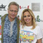Sonia Bruganelli, la moglie di Paolo Bonolis rivela: 'Lo convincerò a fare il quarto figlio'