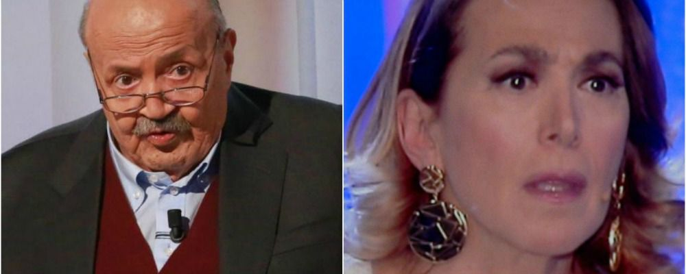 Maurizio Costanzo sogna Buona Domenica con la De Filippi, trema Barbara D'Urso