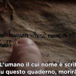 Death Note il film, il dio della morte è un fanatico adolescente: il trailer