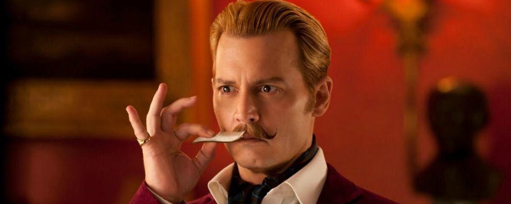 Mordecai: trailer, trama e cast del film con Johnny Depp