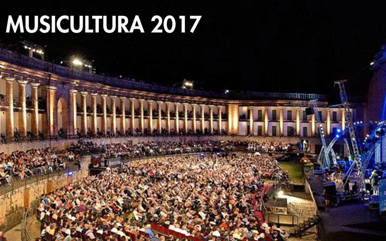 Musicultura 2017, su Rai1 la finale del Festival della canzone popolare e d'autore