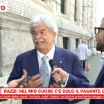 Antonio Razzi evita la terza guerra mondiale nel nuovo videoclip de Il Pagante