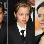 Brad Pitt e Angelina Jolie, primo trattamento ormonale per la figlia 11enne Shiloh, ma è una bufala