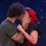 Selfie, Stefano De Martino e il bacio sul palco: chi è Barbara Foria, la fortunata
