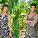 Paola Caruso sull'Isola spagnola: prima la pizza, poi l'amore col tronista