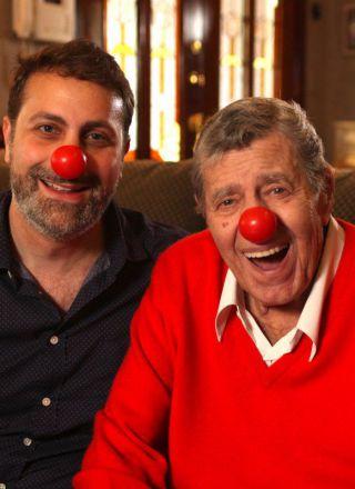 Jerry Lewis un grande clown un genio della comicità