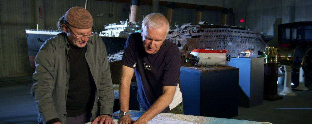 Alla ricerca di Atlantide con James Cameron, in onda il documentario della National Geographic