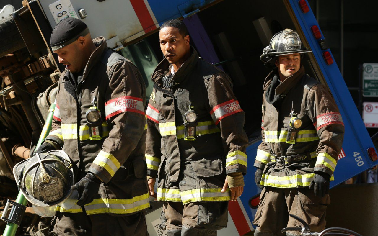 Chicago Fire, al via la stagione IV su Italia 1