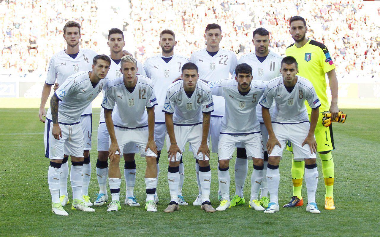 Europei U21, Italia – Germania: gli azzurrini non possono sbagliare