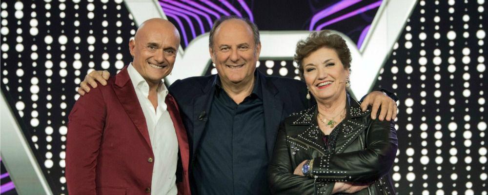 The Winner is, torna Gerry Scotti con Mara Maionchi e Alfonso Signorini