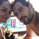 Francesca Barra: 'Claudio Santamaria è il primo ballo lento della mia vita'