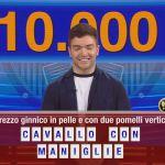 Caduta Libera, studente di medicina vince 110.000 euro